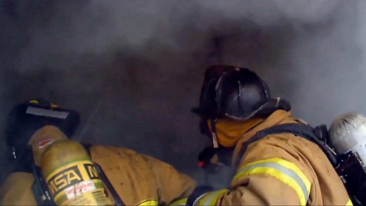 more firefighters die of than on the job al jazeera america